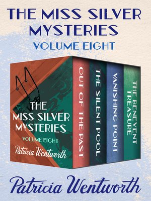 cover image of The Miss Silver Mysteries Volume Eight