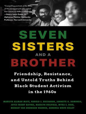cover image of Seven Sisters and a Brother