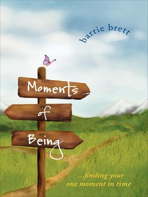 cover image of Moments of Being