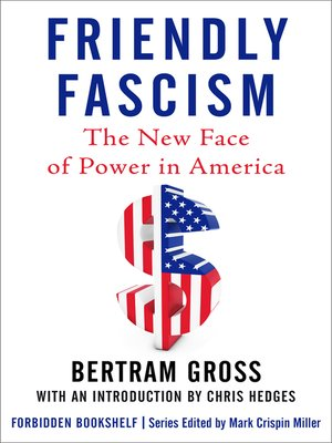 cover image of Friendly Fascism