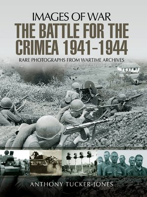 cover image of The Battle for Crimea, 1941–1944