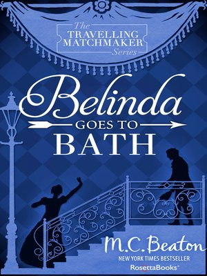 cover image of Belinda Goes to Bath
