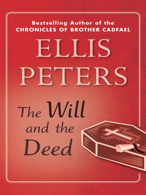 cover image of The Will and the Deed
