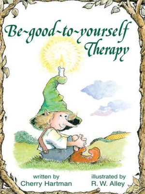 cover image of Be-good-to-yourself Therapy