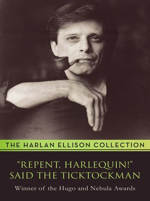 "cover image of ""Repent, Harlequin!"" Said the Ticktockman"