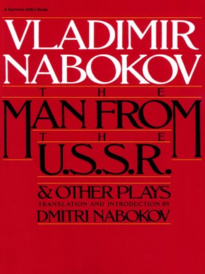 cover image of The Man from the U.S.S.R.