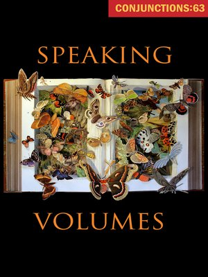 cover image of Speaking Volumes