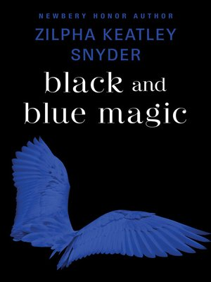 cover image of Black and Blue Magic