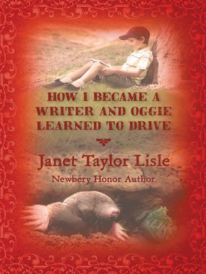 cover image of How I Became a Writer and Oggie Learned to Drive