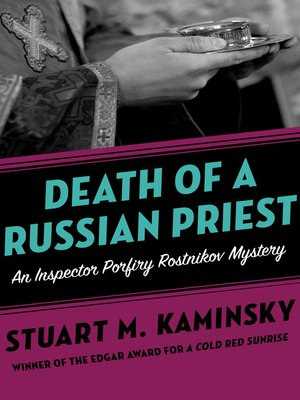 cover image of Death of a Russian Priest
