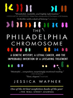 cover image of The Philadelphia Chromosome