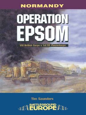 cover image of Operation Epsom