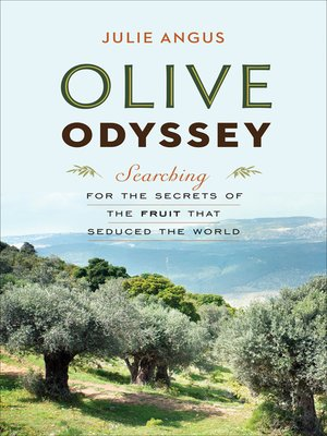 cover image of Olive Odyssey