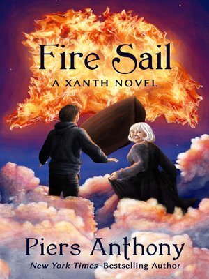 cover image of Fire Sail