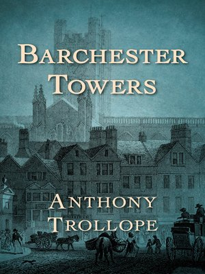 cover image of Barchester Towers