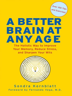 cover image of A Better Brain at Any Age
