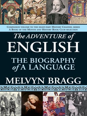cover image of The Adventure of English