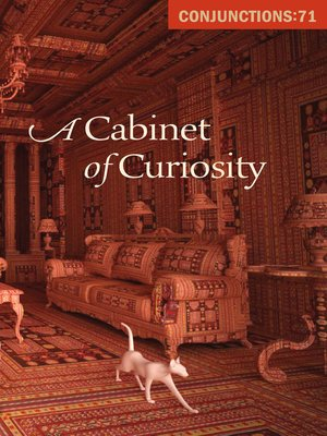 cover image of A Cabinet of Curiosity