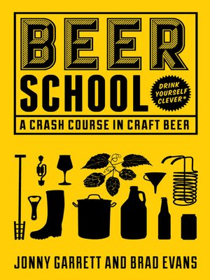 cover image of Beer School