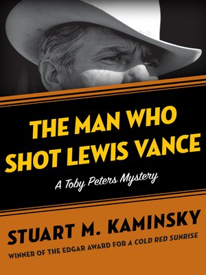 cover image of Man Who Shot Lewis Vance