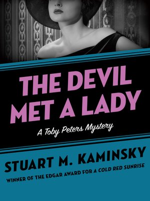 cover image of Devil Met a Lady