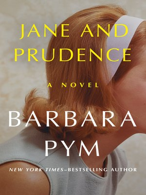 cover image of Jane and Prudence