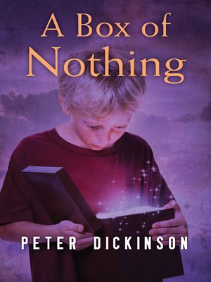 cover image of A Box of Nothing