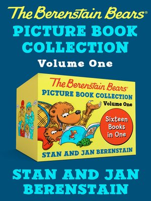 cover image of The Berenstain Bears Picture Book Collection Volume One