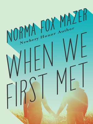 cover image of When We First Met