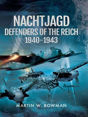 cover image of Nachtjagd