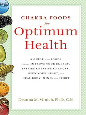 cover image of Chakra Foods for Optimum Health