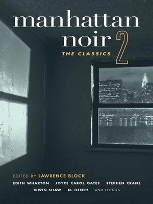 cover image of Manhattan Noir 2