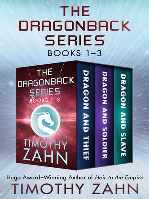 cover image of The Dragonback Series Books 1–3