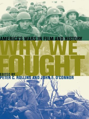 cover image of Why We Fought