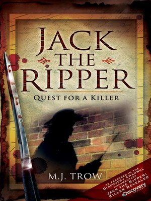 cover image of Jack the Ripper