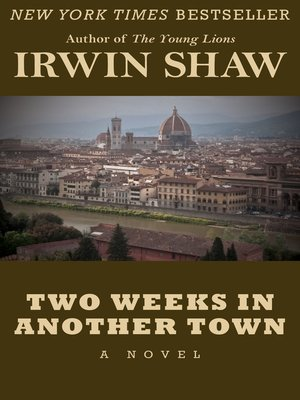 cover image of Two Weeks in Another Town