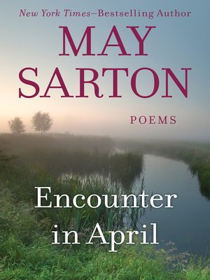 cover image of Encounter in April