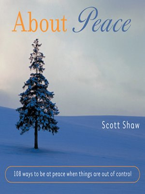 cover image of About Peace