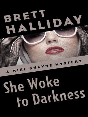 cover image of She Woke to Darkness