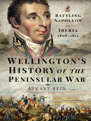 cover image of Wellington's History of the Peninsular War