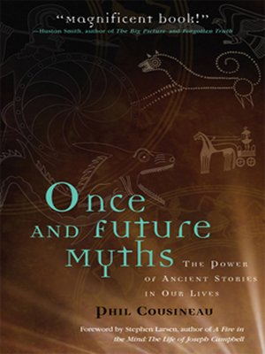 cover image of Once and Future Myths