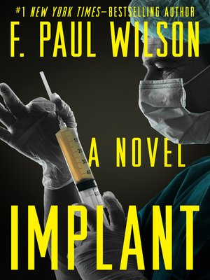 cover image of Implant
