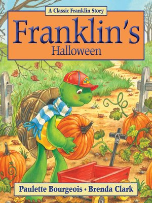 cover image of Franklin's Halloween