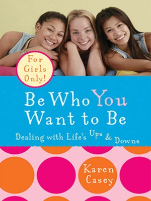 cover image of Be Who You Want to Be