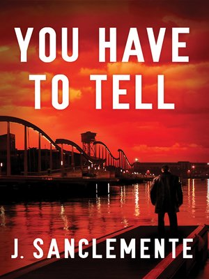 cover image of You Have to Tell