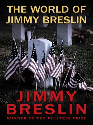 cover image of World of Jimmy Breslin
