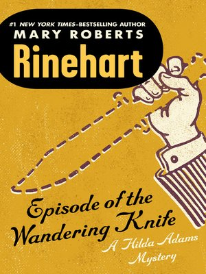 cover image of Episode of the Wandering Knife