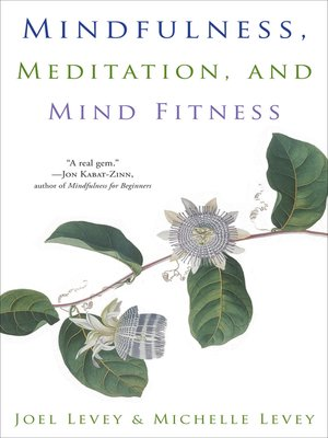 cover image of Mindfulness, Meditation, and Mind Fitness