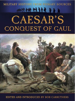cover image of Caesar's Conquest of Gaul