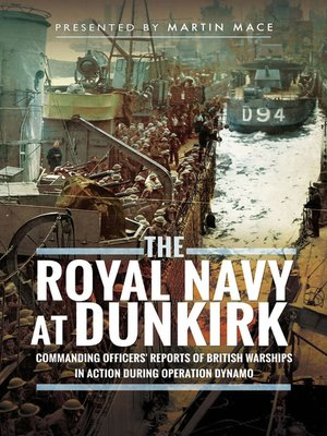 cover image of The Royal Navy at Dunkirk